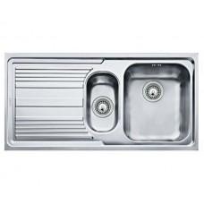 Кухонная мойка FRANKE LOGICA LINE LLL 651 (101.0073.537/101.0381.836) декор