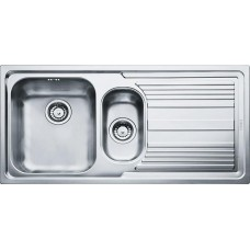 Кухонная мойка FRANKE LOGICA LINE LLL 651 (101.0073.536/101.0381.837) декор