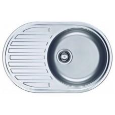 Кухонная мойка FRANKE PAMIRA PMN 611i (101.0009.496/101.0255.790) нержавеющая сталь м