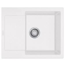 Кухонная мойка FRANKE MARIS MRG 611-62 (114.0204.645/114.0381.002) белый