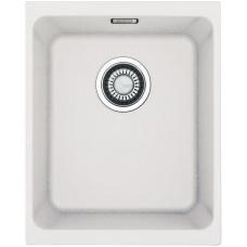 Кухонная мойка FRANKE KUBUS KBG 110-34 (125.0176.651/125.0158.602) белый