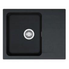 Кухонная мойка FRANKE Tectonite OID 611-62 (114.0305.717/114.0381.873) черный