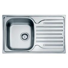 Кухонная мойка FRANKE POLAR PXL 611-78 (101.0265.029/101.0444.131)декор, со смес