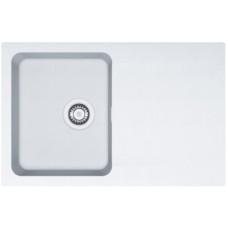 Кухонная мойка FRANKE Tectonite OID 611-78 (114.0305.715/114.0381.874) белый