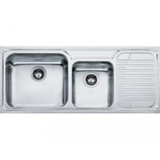 Кухонная мойка FRANKE GALASSIA GAX 621 (101.0017.506) нержавеющая сталь полированная