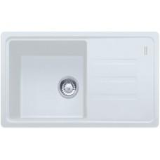 Кухонная мойка FRANKE MALTA BSG 611-78 (114.0375.033) белый
