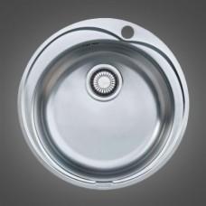 Кухонная мойка FRANKE RAMBLA ROX 610-41 (101.0017.919/101.0255.785) нержавеющая сталь