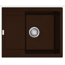 Кухонная мойка FRANKE MARIS MRG 611-62 (114.0381.008/114.0261.651) шоколад