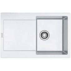 Кухонная мойка FRANKE MARIS MRG 611 (114.0306.816) белый