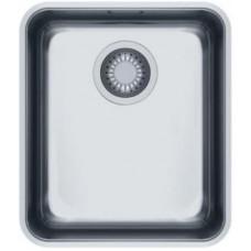 Кухонная мойка FRANKE ATON ANX 110-34 (122.0204.647) нержавеющая сталь полированная