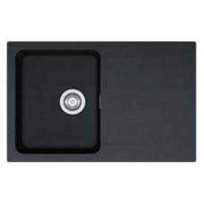 Кухонная мойка FRANKE Tectonite OID 611-78 (114.0305.700/114.0381.876) черный