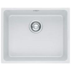 Кухонная мойка FRANKE KUBUS KBG 110-50 (125.0459.028/125.0176.650) белый