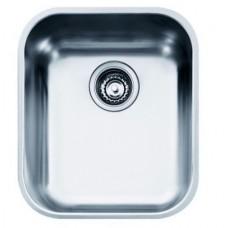Кухонная мойка FRANKE AMX 110-34 (122.0021.444) нержавеющая сталь полированная