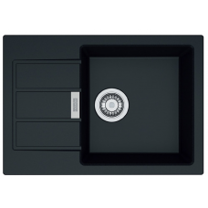 Кухонная мойка FRANKE SID 611-62 Slim (114.0497.937) черный