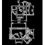 Кухонная мойка TEKA STENA 45 E полированная 11131022