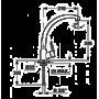 Кухонный смеситель TEKA MF-2 Forum H хром 81911462