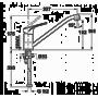 Кухонный смеситель TEKA MT Plus L (MTP 913) хром 469130210