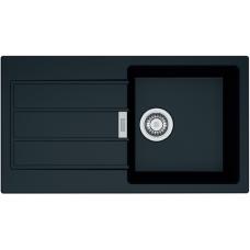 Кухонная мойка FRANKE SID 611-78 Slim (114.0497.956) черный